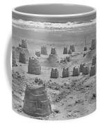 Topsail Island Sandcastle Coffee Mug