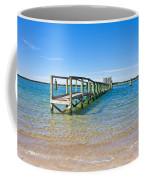 Topsail Island Sound Coffee Mug