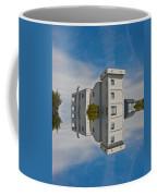 Topsail Island Tower Reflection Coffee Mug