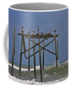 Topsail Ocean City Pelicans Coffee Mug