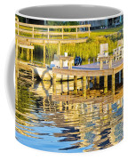 Topsail Sound At Sunset Coffee Mug
