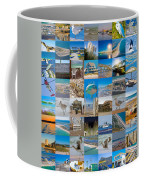 Topsail Visual Contemporary Quilt Series I Coffee Mug