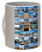 Topsail Visual Contemporary Quilt Series II Coffee Mug