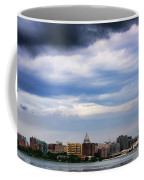 Tornado Over The Capitol Coffee Mug