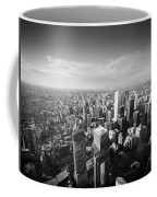 Toronto From Above Coffee Mug