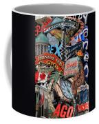Toronto Pop Art Montage Coffee Mug