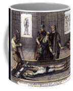 Torture, 16th Century Coffee Mug