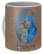 Totvs Tvvs - Jesus And Mary Coffee Mug
