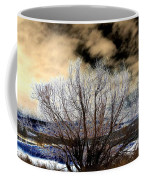 Touch Of Frost Coffee Mug