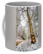 Touch Of Gold Coffee Mug by Debra and Dave Vanderlaan