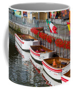Tour Boats Coffee Mug