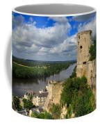 Tour Du Moulin And The Loire River Coffee Mug