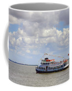Touring Boat Coffee Mug