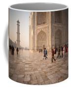 Touring Taj Coffee Mug