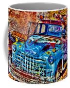 Tow Truck Coffee Mug