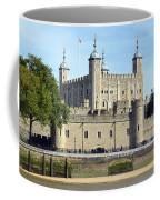 Tower And Traitors Gate Coffee Mug