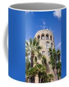 Tower In Puerto Banus Coffee Mug