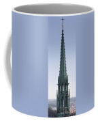 Tower Of Cathedral Coffee Mug