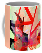 Tower Poly 13 Coffee Mug