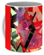 Tower Poly 14 Coffee Mug