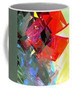 Tower Poly 17 Rose Coffee Mug
