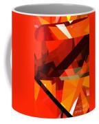 Tower Series 14p Coffee Mug by Russell Kightley