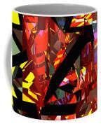 Tower Series 43 Firework Coffee Mug