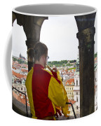 Tower Trumpeter - Prague Coffee Mug