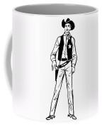 Town Marshall Coffee Mug