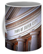 Town Of Silver City New Mexico Coffee Mug