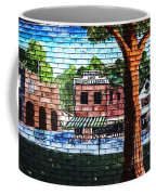 Town Wall Art Coffee Mug