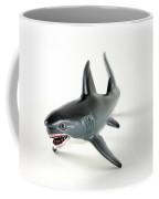 Toy Shark Coffee Mug by Photo Researchers, Inc.