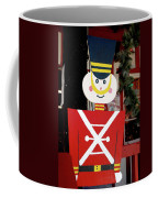 Toy Soldier Christmas In Virginia City Coffee Mug