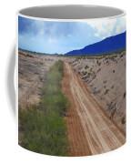 Tracks To Nowhere Coffee Mug