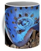Tractor Seat Close Up Coffee Mug