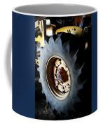 Tractor Tread Coffee Mug