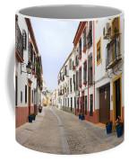 Traditional Houses In Cordoba Coffee Mug
