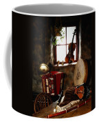Traditional Musical Instruments, In Old Coffee Mug