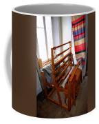 Traditional Weavers Loom Coffee Mug by LeeAnn McLaneGoetz McLaneGoetzStudioLLCcom