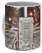 Traffic Control Box Coffee Mug