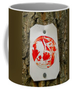 Trail Art - Fish Bowl Coffee Mug