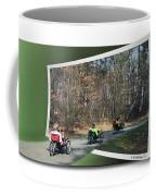 Trail Of Trikes Coffee Mug