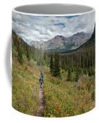 Trail Through Bear Country Coffee Mug