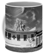 Trailer Town 2 Bw Coffee Mug