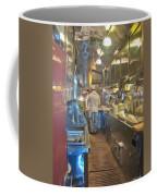 Train Galley Coffee Mug
