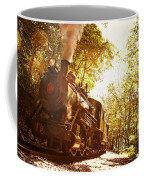 Trains A Coming Coffee Mug