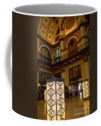 Trainstation Hotel Nashville Coffee Mug