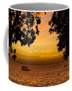Tranquility Beyond The Trees Coffee Mug