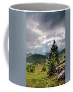 Transylvania Landscape - Romania Coffee Mug