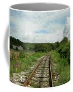 Traveling Towards One's Dream Coffee Mug